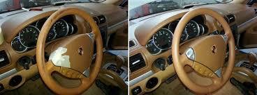 rivestimento volante in pelle new car detailing volante monza monza veicoli e dintorni