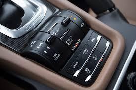 Porsche Cayenne Interior - 2016 porsche cayenne turbo s gts first drive motor trend