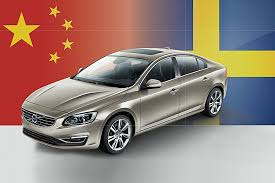 volvo sweden eastern promise china u0027s first car is here via sweden the big