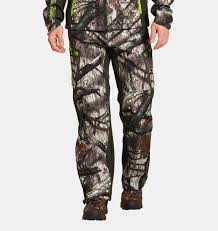 Mossy Oak Duck Blind Camo Clothing Men U0027s Ua Storm Coldgear Infrared Scent Control Speed Freek Pants