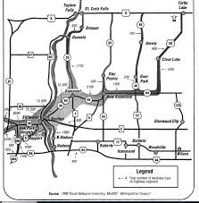 Hudson Wisconsin Map by The Stillwater Bridge Story Part Three Streets Mn