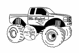 solutions 2017 iron man monster truck coloring pages