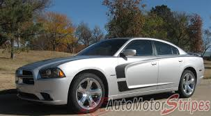 2014 dodge charger mopar 2011 2014 dodge charger scallop mopar style vinyl graphics 3m