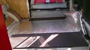 Insulation For Laminate Flooring Vw Bus Floor Installation With More Information Youtube