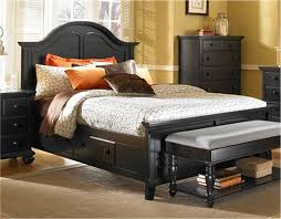 bedroom elegant tufted bed by broyhill furniture with bedroom