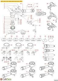3 way solenoid lucifer valve 230v cafeparts com