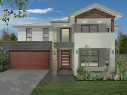two story home designs two storey house facade design