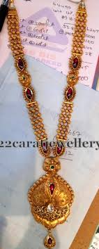 new gold set new gold set 44 gms jewellery designs