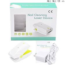 amazon com portable nail fungus cleaning treatment cold laser