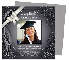 graduation announcement templates themes cheap graduation announcement templates free with photo