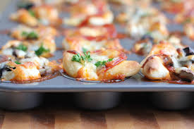mini pizza bites tasty and family friendly hip foodie mom