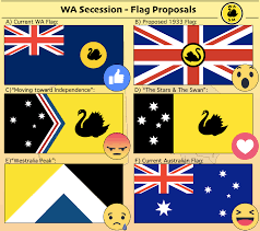 West Australia Flag Western Australian Secessionist Movement Home Facebook