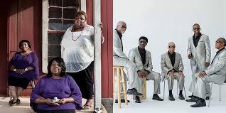 The Blind Boys From Alabama The Blind Boys Of Alabama The Como Mamas Edinburgh Jazz Festival