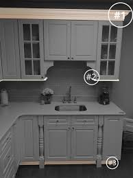 how to add crown moulding to cabinets 3 types of kitchen cabinet moldings wood cabinet factory