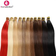 pre bonded hair extensions bestaphrohair i tip human hair extensions keratin stick tip pre