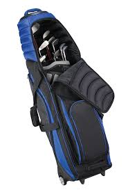 travel golf bag images Bag boy t 2000 pivot grip wheeled travel cover red black cart jpg