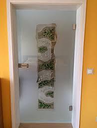 glastüren badezimmer exklusive design ganzglastüren motive und bilder