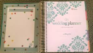 Wedding Planner Calendar Unboxing Erin Condren Wedding Planner U2013 Everyday With Emily