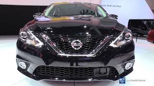 black nissan inside 2016 nissan sentra exterior and interior walkaround 2015 la