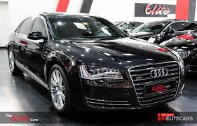 audi dealership cars audi a8l 5 years warranty and service from al nabooda the elite