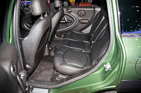 Interior Mini Cooper Countryman 2015 Mini Countryman Refreshed For New York Automobile Magazine