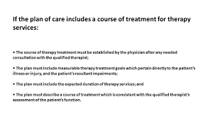 Counseling Treatment Plan Goals Home Health 101 For Clinicians Ppt