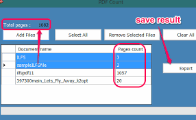 Count Number Of Pages In Pdf Bulk Pdf Page Counter To Count Pages In Pdf Files