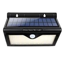 bright night solar lighting solar lights outdoor motion sensor wireless super bright night 46