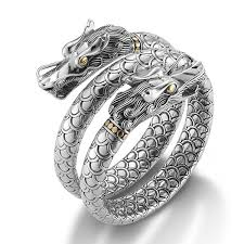 dragon wrap bracelet images John hardy naga two tone double coil dragon bracelet jpg