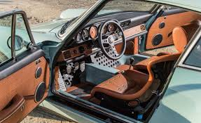 porsche 928 interior restoration singer 911 interior highlights the attention to detail porsche
