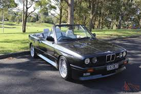 bmw e30 m3 convertible in sydney nsw