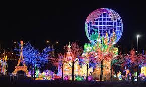 theme park visit global winter sacramento