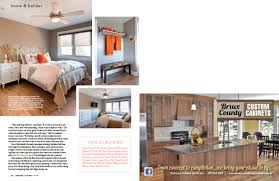 magazine features our custom homes dennison homes