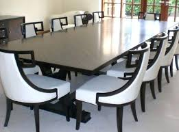 12 seat dining room table 12 seater dining table size dining table and chairs astounding