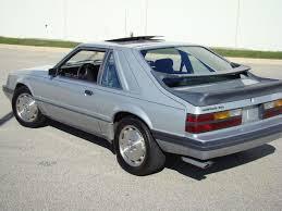 1985 5 mustang svo 1985 ford mustang svo 36k original chicago il no rust