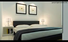 simple bedroom decorating ideas bedroom design white endtable in simple bedroom decorating