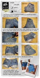 Used Jeans Clothing Line Diy Denim Cut Off Shorts Pictures Photos And Images For Facebook