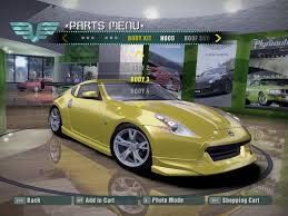 nissan fairlady 370z body kit need for speed carbon cars by nissan nfscars