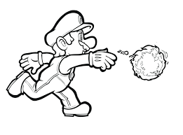 coloring pages mario characters coloring pages mario bros