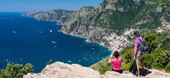 Map Of Positano Italy by Trails On The Amalfi Coast Hiking The Amalfi Coast