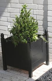 Large White Planter by 25 Best Square Planters Ideas On Pinterest Cedar Planters