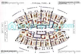 floor plan of a hotel trident grand residence floor plans justproperty com
