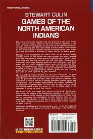 games of the north american indians native american stewart