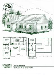 sumptuous design ideas traditional log home plans 10 glacier bay