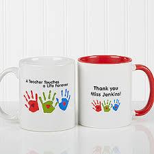 personalized coffee mug handprints