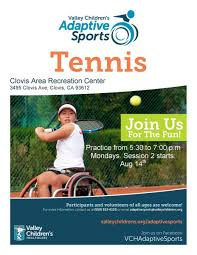 adaptive sports program documents valley children u0027s healthcare