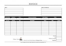 100 invoice template basic bill of lading samples basic