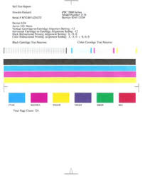 color test colour laser printer test page within color test print page cool