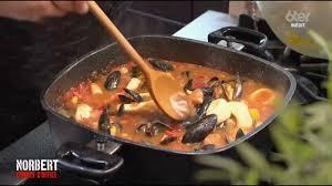 cuisine de norbert norbert tarayre à la paëlla de l horreur zapping cuisine