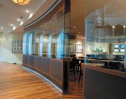 Glass Dividers Interior Design by Interior Solid Black Wall Partitions In White Interior Design